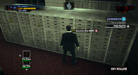 Dead rising Fortune City Bank vault security box 045
