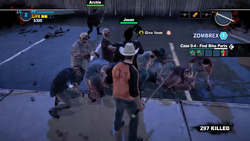 Dead rising 2 case 0 Handle with care broadsword have (4)