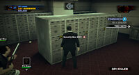 Dead rising Fortune City Bank vault security box 001