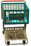 Dead rising Shopping Cart