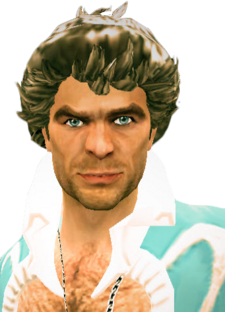 Dead rising reed bust