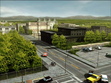 Dead rising main street beginning of game (11)