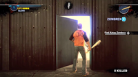 Dead rising 2 Case safe house open door to auto yard
