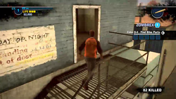 Dead rising 2 case 0 still creek casino fire escape stairs