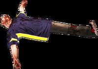 Dead rising dynamite killed zombie