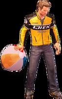 Dead rising beach ball holding