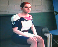 Dead Rising 2 Bessie Kent sits