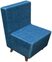 Dead rising Blue Chair