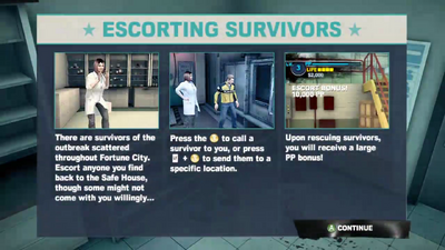 Dead rising 2 tutorial escorting survivors justin tv