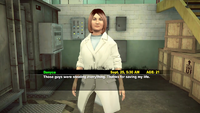 Dead Rising 2 Denyce in safe house