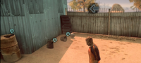 Dead rising case 0 safe house items auto yard bucket drill