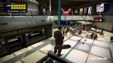 Dead rising kiosk items on roof (2)
