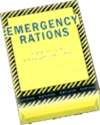 Dead rising Heavy Rations