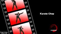 Dead rising skills karate chop