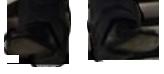 Cantonbury's black shoes