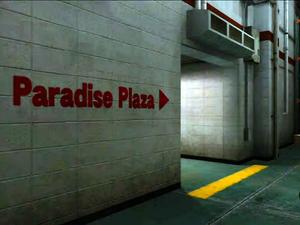 Dead rising paradise plaza arrow in warehouse