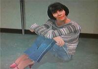 Dead Rising Beth Shrake sitting