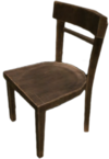 Dead rising Chair (Brown)