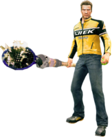 Dead rising blazing aces holding