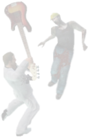 Dead rising guitar hiting zombies xbox com background