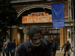 Dead rising food court sign from al fresca plaza pp