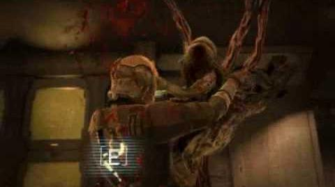 Dead Space - Lurker Death