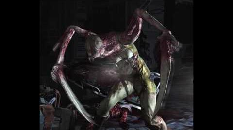 Dead Space Female Slasher Necromorph Sounds HD