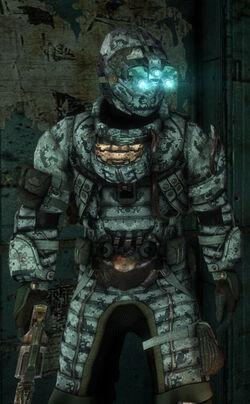 Hostile environment suit DS3