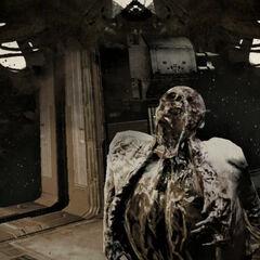 Блевун в ролке Dead Space 2 Dementia