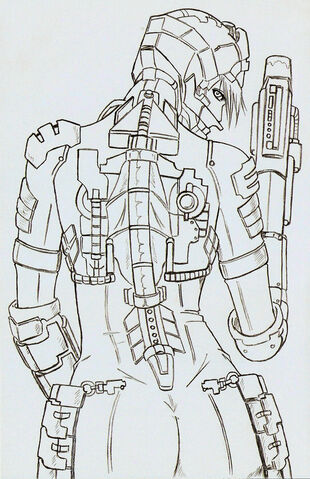 File:Dead Space Sexy Back Pencils by monkey0toe0man.jpg