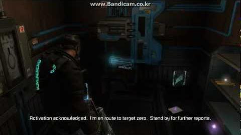Dead Space 2 Audio Logs 2 - Activation( Franco Delille's Log part 1 )
