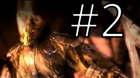 "Dead Space 3 Brutal Death Scene 2 - ""El Hachas""-2"