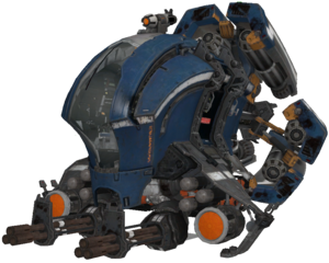 Earthgov gunship hl2viewer
