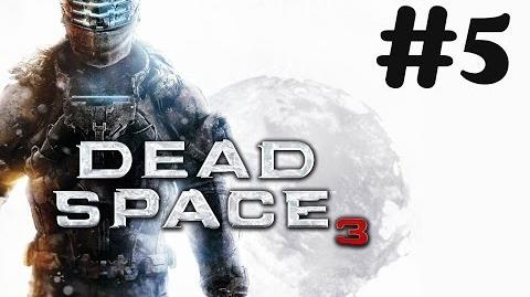 """""""Dead Space 3"""" walkthrough (Impossible) -60FPS- Chapter 4 - History's Ember"""