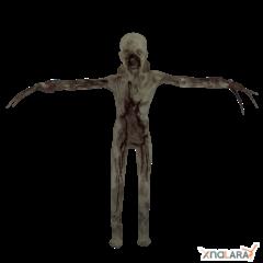Вариант рендера стаи в Dead Space 2.