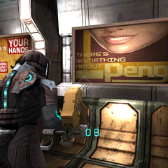 Dead Space (Mobile) Peng Sign