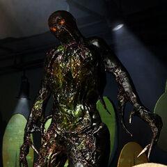 Улучшенный Блевун в Dead Space 2