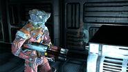 Astro Suit Pulse Rifle