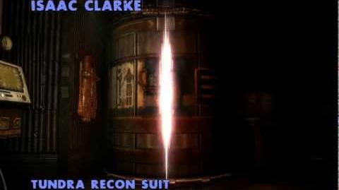 Dead Space 3 All suits (Isaac Clarke and John Carver, DLC included)