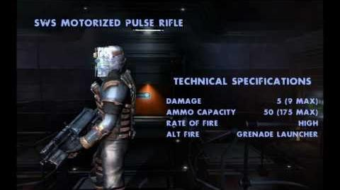Dead Space 2 Weapons