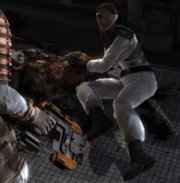 DeadSPaceChapter2-BlindWoman