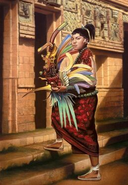 Lady-of-Palenque