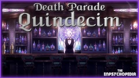 "Death Parade Anime Quindecim ""A Slice of Judgment Pie"" feat. Nakusoo"