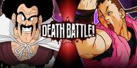 Hercule Satan VS Dan Hibiki