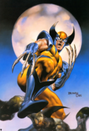 Marvel Comics - Wolverine by Boris