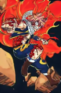 Fairy Tail - Natsu Dragneel's Natural Dragon Force