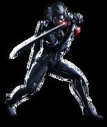 Raiden, The White Devil