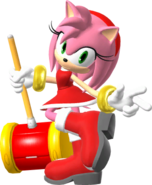 Amy Rose (SSB4 Wii-U)