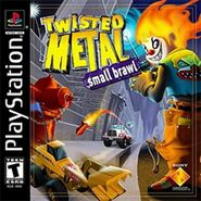 Twisted Metal Small Brawl cover