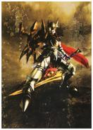 Soul Calibur - Nightmare concept art for Soul Calibur 2